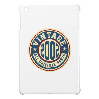 Vintage 2002 All Original Parts Cover For The iPad Mini