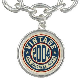 Vintage 2004 All Original Parts Charm Bracelets
