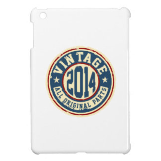 Vintage 2014 All Original Parts iPad Mini Case