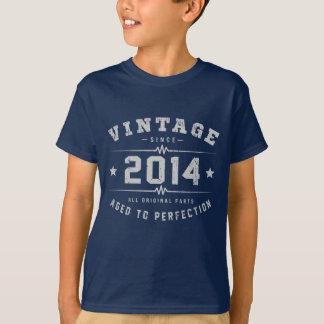 Vintage 2014 Birthday T-Shirt