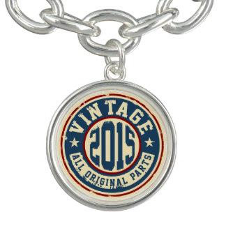 Vintage 2015 All Original Parts Charm Bracelet