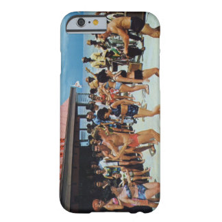 Vintage 50's Beach Party Barely There iPhone 6 Case