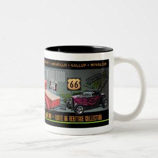 Vintage 66 Two-Tone coffee mug