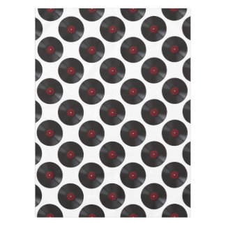 Vintage 78 rpm record transparent PNG Tablecloth