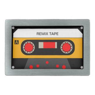 Vintage 80's Cassette Belt Buckle