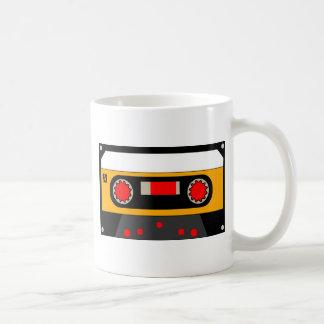 Vintage 80's Cassette Coffee Mug