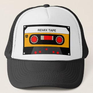 Vintage 80's Cassette Trucker Hat