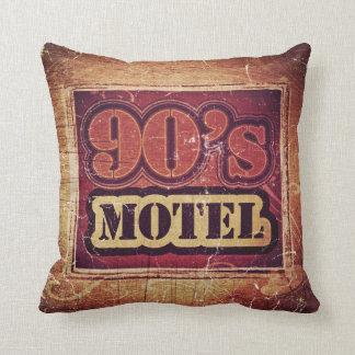 Vintage 90 s Motel - Pillow