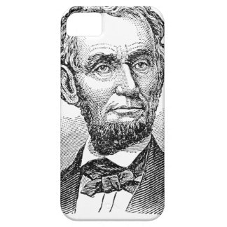 Vintage Abe Lincoln Bust iPhone 5 Case