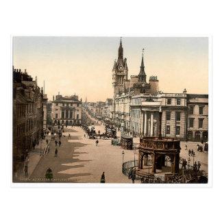 Vintage Aberdeen - Union Street Postcard