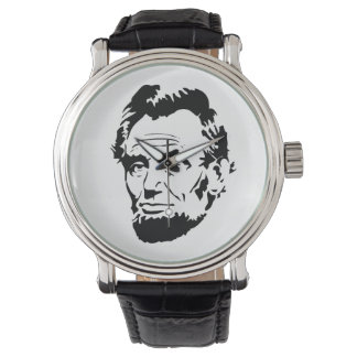 Vintage Abraham Lincoln Watch