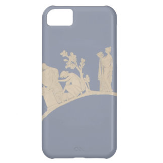 Vintage Abstract Floral Pattern iPhone 5C Cover
