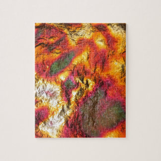 Vintage Abstract Multi-Layer Puzzles