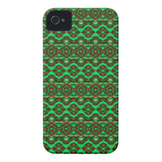 Vintage abstract pattern Blackberry Case