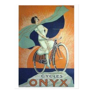 Vintage Ad Graphic Postcard