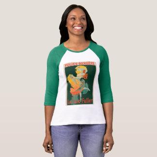Vintage Advertisement Entertainment Folies Berg T-Shirt