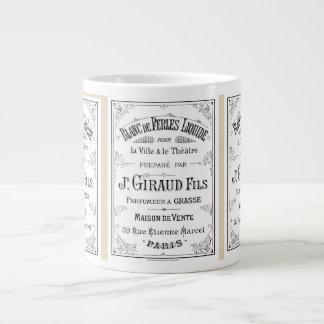 Vintage Advertisement Large Coffee Mug