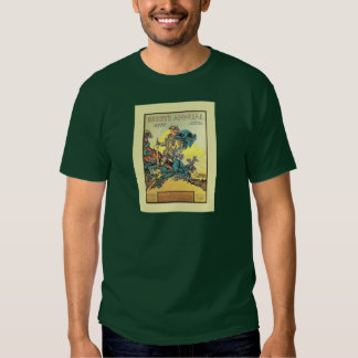 Vintage advertising, Bibby's Annual 1922 Tee Shirts