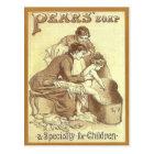 Vintage advertising, Pears soap Postcard