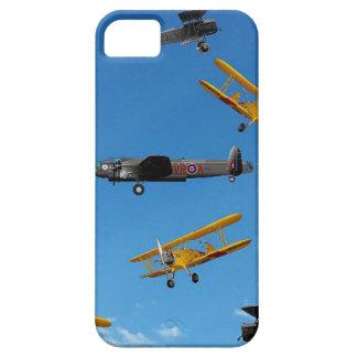vintage aeroplane design iPhone 5 covers