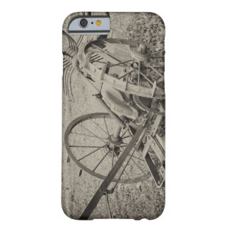 Vintage agricultural machine barely there iPhone 6 case