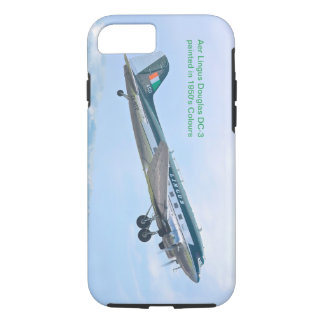 Vintage Aircraf for Apple iPhone Tough Phone Case