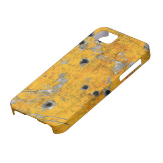 Vintage aircraft fuselage (Bullet Holes) Case For The iPhone 5