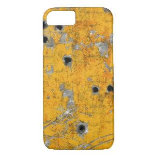 Vintage aircraft fuselage (Bullet Holes) iPhone 7 Case