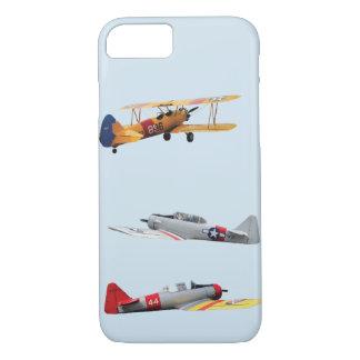 Vintage Airplane IPhone Case