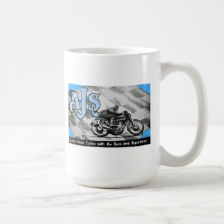 Vintage AJS motorcycles Coffee Mug