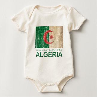 Vintage Algeria Baby Bodysuit
