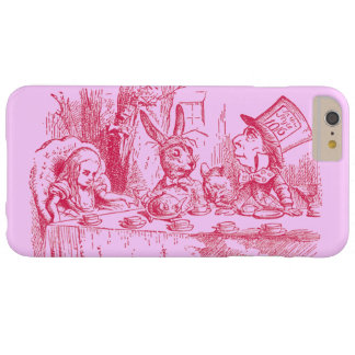 Vintage Alice in Wonderland Barely There iPhone 6 Plus Case