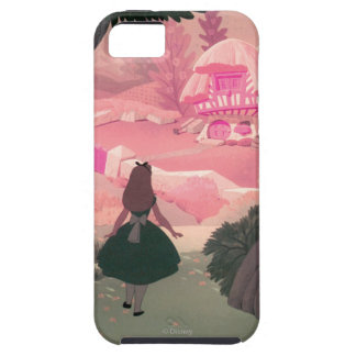 Vintage Alice in Wonderland iPhone 5 Cover