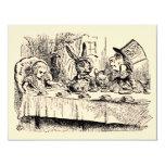 Vintage Alice in Wonderland Girl Birthday Party