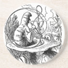 Vintage Alice in Wonderland Hookah Caterpillar Coaster