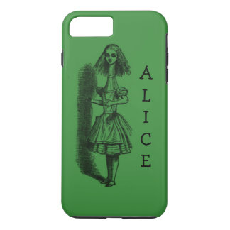 Vintage Alice in Wonderland iPhone 7 Plus Case