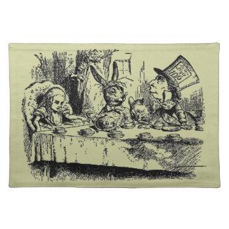 Vintage Alice in Wonderland Placemat