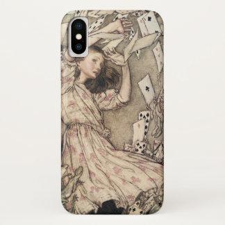 Vintage Alices Adventures in Wonderland by Rackham Case-Mate iPhone Case