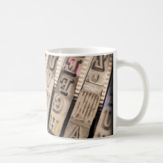 Vintage Alpha Coffee Mug