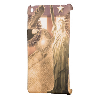 Vintage America iPad Mini Case American USA Theme