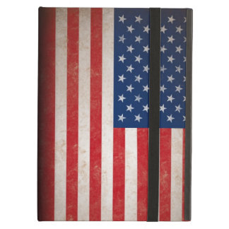 Vintage American Flag Case For iPad Air