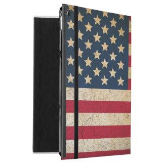 Vintage American Flag iPad Pro Case