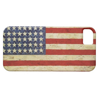 Vintage American Flag iPhone 5 Case