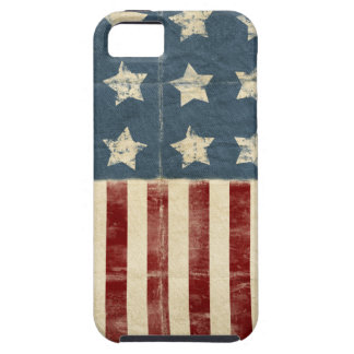 Vintage American Flag iPhone 5 Vibe Case