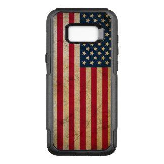 Vintage American Flag Samsung Galaxy S8+ Case