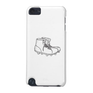 Vintage American Football Boots Drawing iPod Touch 5G Case
