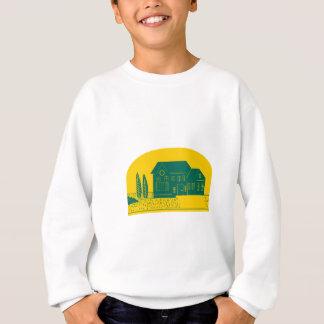 Vintage American House Retro Sweatshirt
