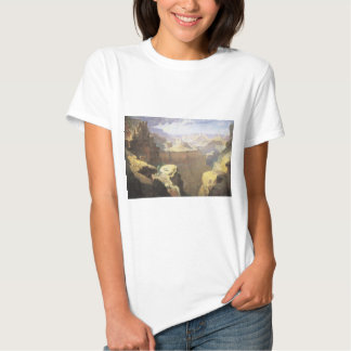 Vintage American West Art, Grand Canyon by Leigh Pullover Sweatshirts