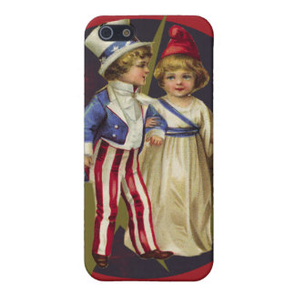 Vintage Americana iPhone 5 Cases