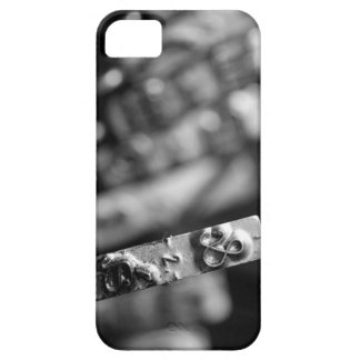 Vintage Ampersand of an old typewriter iPhone 5 Case